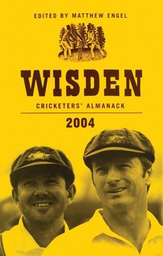 Wisden Cricketers' Almanack 2004 2004