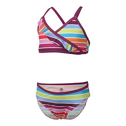 Color Kids 104030 Nilje - Mädchen Bikini mit UPF 40+ (140)