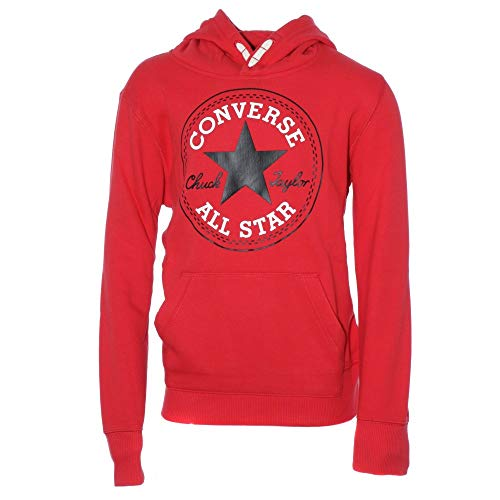 Converse Kinder Pullover Core CTP French Terry rot, Größe:S