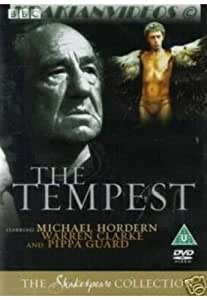 The Tempest:- BBC Shakespeare Collection [1980]