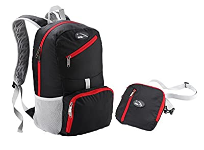 Cabin Max Foldaway, pack-away Backpack. Ideal for day trips, 2nd travel bag, shopping, beach