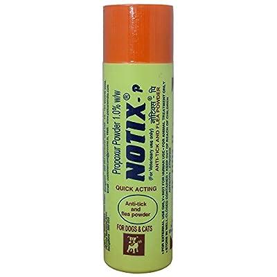 Petcare Notix - P anti-tick flea powder (100 gm)
