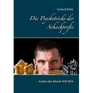 Die Psychotricks der Schachprofis: Analyse der Schach-WM 2016