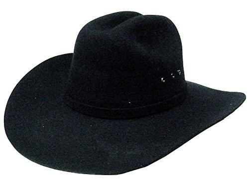 Modestone Genuine Felt Cappello Cowboy 57
