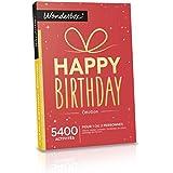WONDERBOX - Coffret cadeau - HAPPY BIRTHDAY - émotion