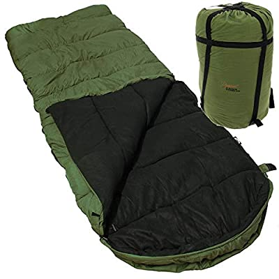 Ngt 5 Seasons Warm Dynamic Sleeping Bag With Hood Carp Fishing Camping Hunting by NGT