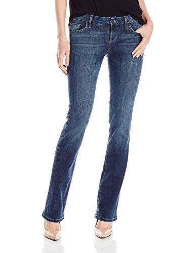 Guess Women's Tailored Mini Boot Jean, Blue Waltz Dark Wash, 26 RG (Guess Jeans Boot)