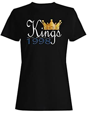 Rey nacen en 1998 camiseta de las mujeres b934f