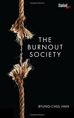 The Burnout Society por Byung-Chul Han