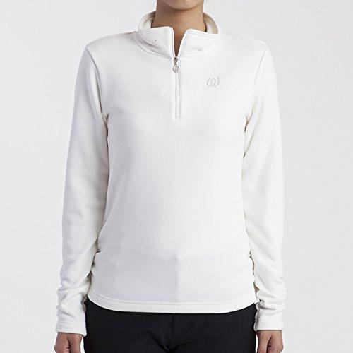 MU SPORTS Damen Langarmshirt 701U 6104 Ivory 40 Golf Wear/Damen_Weste/Damen Komplettsets/Golf-Club-Komplettsets