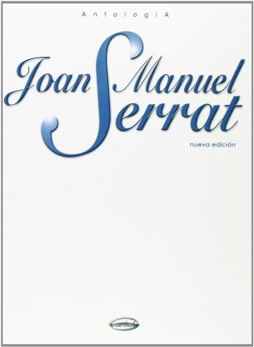 Antología, Joan Manuel Serrat
