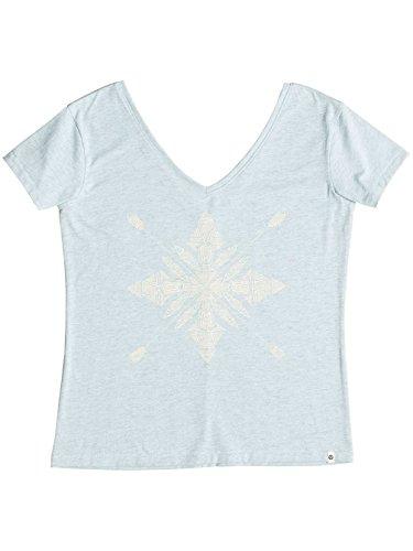 Roxy -  T-shirt - Donna harbor gray