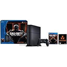 Sony PlayStation 4 500GB Bundle with Call of Duty Black Ops III - Black(Versión EE.UU., importado)