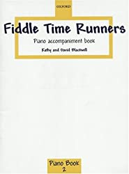 Fiddle Time Runners Piano Accompaniments