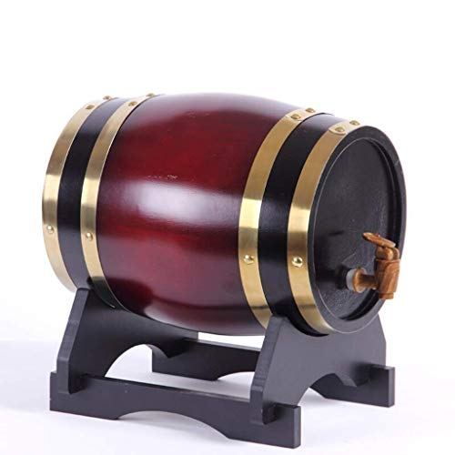 El barril ofrece una forma única y creativa de almacenar y mostrar tu espíritu. Use un barril solo como pieza central, o diseñe un conjunto para mostrar su colección de licores. Perfecto para el amante del whisky, el barril de whisky en miniatura es ...