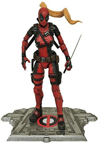 578Select Lady Deadpool Action Figur ()