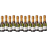BRUT DARGENT Vin de France Vin Mousseux 2015 20 cl - Lot de 6