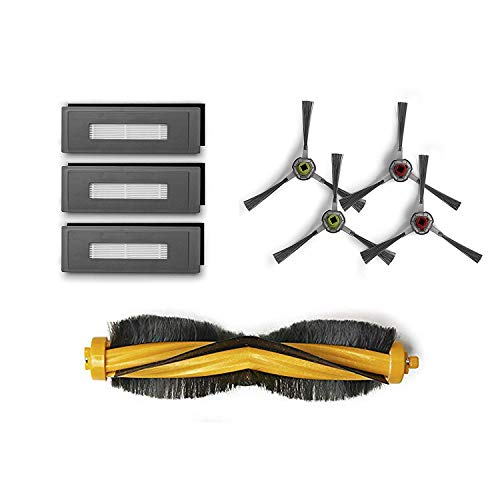 Zealing Robotics DG3G-KTA Buddy - Juego de Accesorios para Ecovacs Deebot OZMO 930