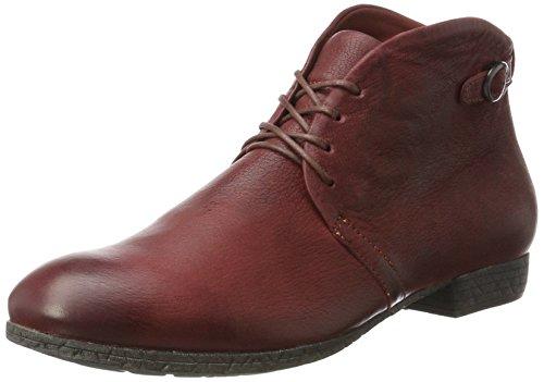 Think! Damen EBBS_181130 Desert Boots, Rot (Vino 36), 39 EU