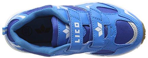 LicoBob V - Scarpe Sportive Indoor Bambino Blu (blau/marine/weiss)