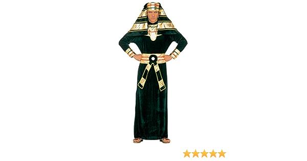 Kostüm Herren Pharao weiß XL Königs ägyptischer Echnaton Ägyptisch neu billig