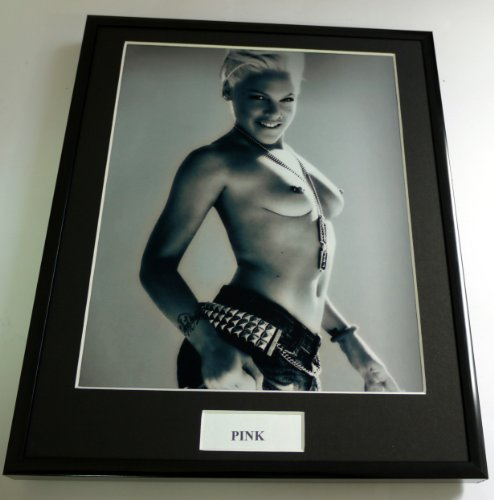 PINK/Gerahmtes Foto