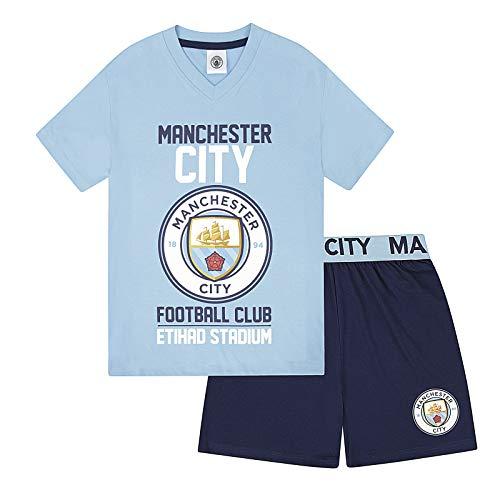 Manchester City FC - Pijama corto niño - Producto