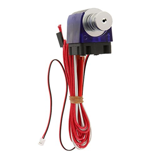 Imported Hotend Wade Direct Extruder Fan 1.75mm Filament Nozzle 0.4mm for 3D Printer  available at amazon for Rs.550