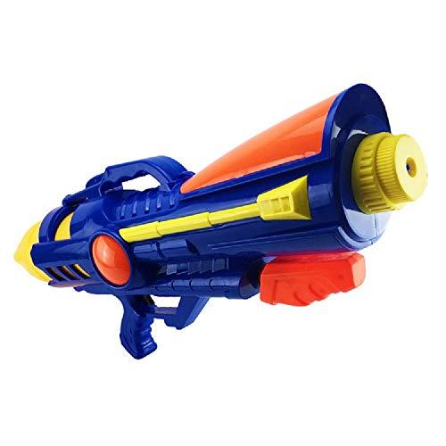 Diok Hochdruck-Zug-Wasserpistole Kinderspielzeug Sommer Strand Wasser Spielen Kugel Wasserpistole ( Color : Blue , Size : L )