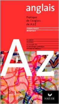 L'anglais de A  Z de Michael Swan,Franoise Houdart,Desmond O'Sullivan ( 4 juin 2003 )