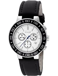 Joop Herren-Armbanduhr XL Insight Swiss Made Chronograph Quarz Leder JP100911S04