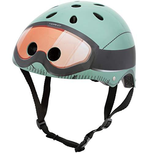 Hornit Mis804, Casco Bici Unisex - Adulto, Multicolore, Small