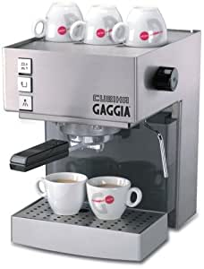 Gaggia Cubika 74511 Espresso Coffee Maker: Amazon.co.uk: Kitchen & Home