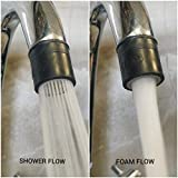 Eco365 Switch Aerator Altered Flow - Water Saving