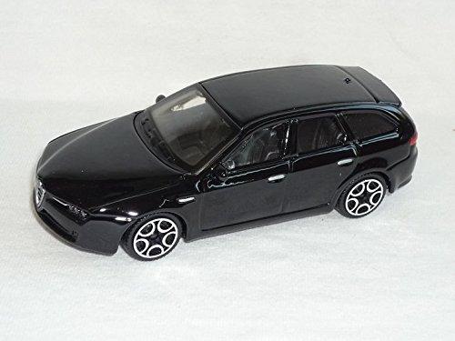 alfa-romeo-159-sw-sportwagon-kombi-schwarz-1-43-bburago-burago-modellauto-modell-auto