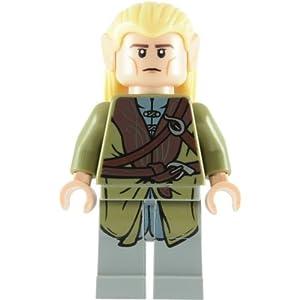 LEGO El Señor De Los Anillos: Legolas Minifigura 6