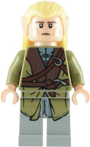 LEGO El Señor De Los Anillos: Legolas Minifigura 1