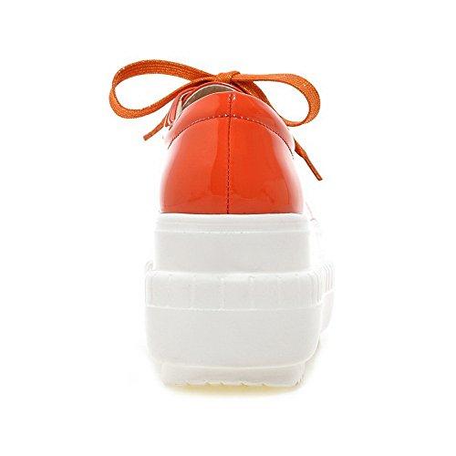 1TO9, Scarpe col tacco donna Orange
