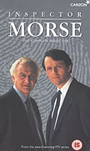 Inspector Morse - The Complete Series 5 [VHS] [1987]
