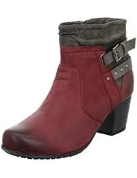 Jana Shoes & Co - 882533027549 - 882533027549 - Color: Rojo - Size: 38.5