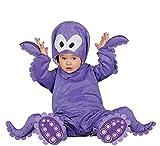 Guirca - Costume polpo Baby, taglia 6-12 mesi, 86000.0