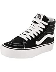 Vans Sk8-hi Reissue Leather, Zapatillas Unisex Adulto
