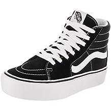 scarpe vans donna nere alte