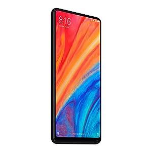 "Xiaomi Mi MIX 2S - Smartphone Octa-Core, LTE, RAM de 6 GB, memoria de 64 GB, cámara de 12 MP, Android 8.0 Oreo, Negro, 5.9"""