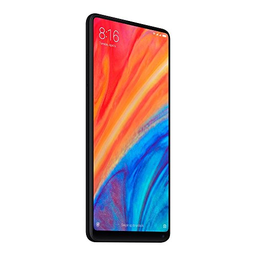 Xiaomi Mi Mix 2S Dual SIM 128 GB 6 GB RAM Black