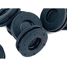 Membran Durchf/ührungst/ülle Kabelt/ülle M 32 Schwarz 10 St/ück Neopren Gummi Kabeldurchf/ührung Schaltschrank Industrie