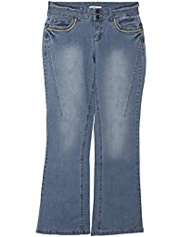 c2f7730af409 Sheego Jeans Bootcut Boot Cut Damen Hose Stretch Plusgröße Kurzgröße  Langgröße