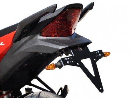 Kennzeichenhalter Honda CBR 125/ 250/ R 11-14