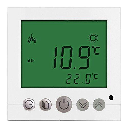DASKOO C16.GH3 7 Tage Programmierbare Heizung Thermostat mit LCD-Display PC AC 85-250V 50/60Hz Für Haus, Schule, Büro, Geschäftsviertel -