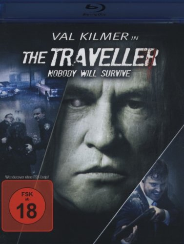 The Traveller - Nobody will survive [Blu-ray]
